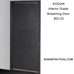 Interior Grade Breaching Door BDI 32