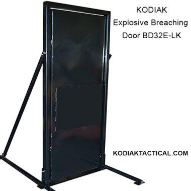Explosive Breaching Door BD32E-LK