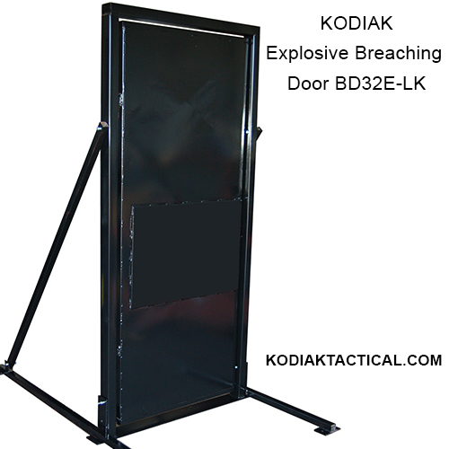 KODIAK TACTICAL Explosive Breaching Door BD32E-LK