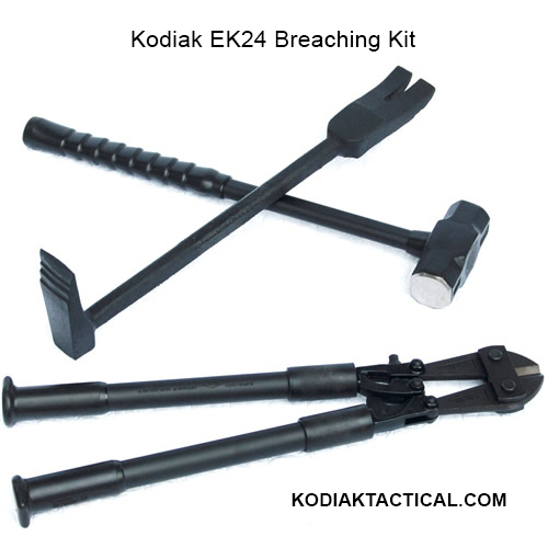 Kodiak EK24 Breaching Kit