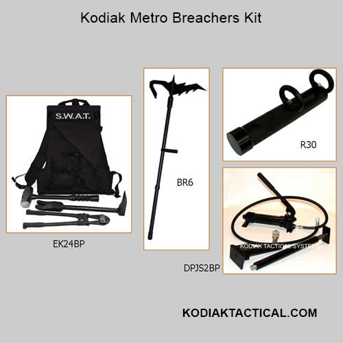Kodiak Metro Breachers Kit