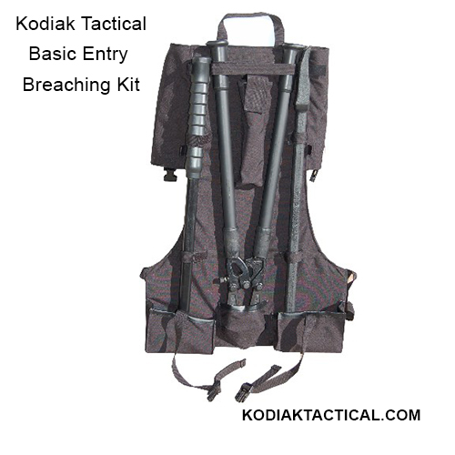 Kodiak Tactical Basic Entry Breaching Kit
