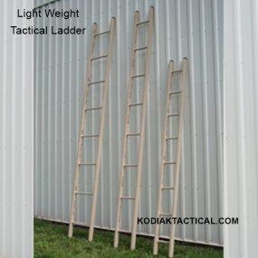 Light Weight Tactical Ladder