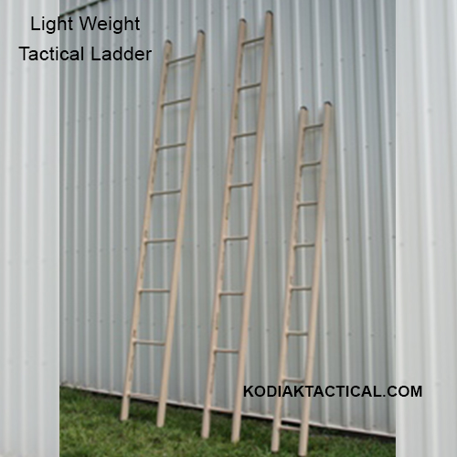 Light Weight Tactical Ladder
