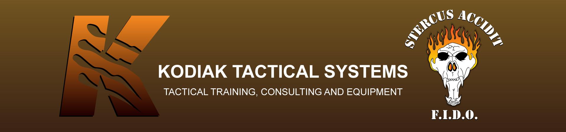 KODIAK TACTICAL SYSTEMS