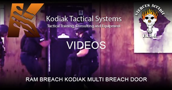 Kodiak RAM Breach Video