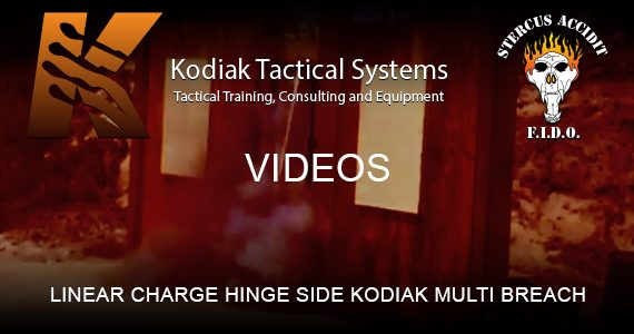 Linear Charge Hinge Side Kodiak Multi Breach