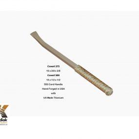 Covert 375 500 Titanium Pry Bar
